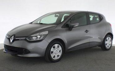 Renault Clio 1.5 d sivi
