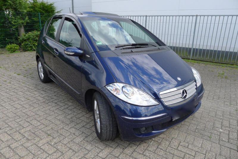 Rent a car Beograd Mercedes A klasa