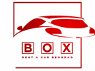 Rent a car Box