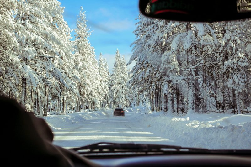 vožnja tokom zime